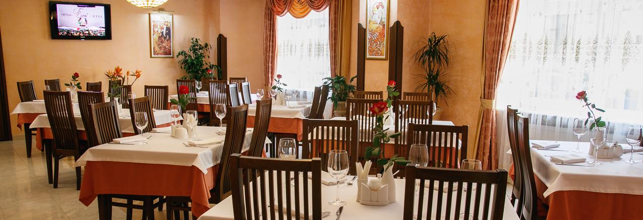 ресторан в центре львова
