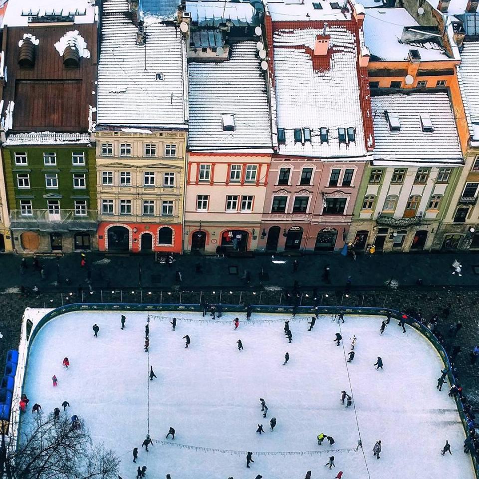 Зимний отдых во Львове 2019-2020: куда пойти и что посмотреть