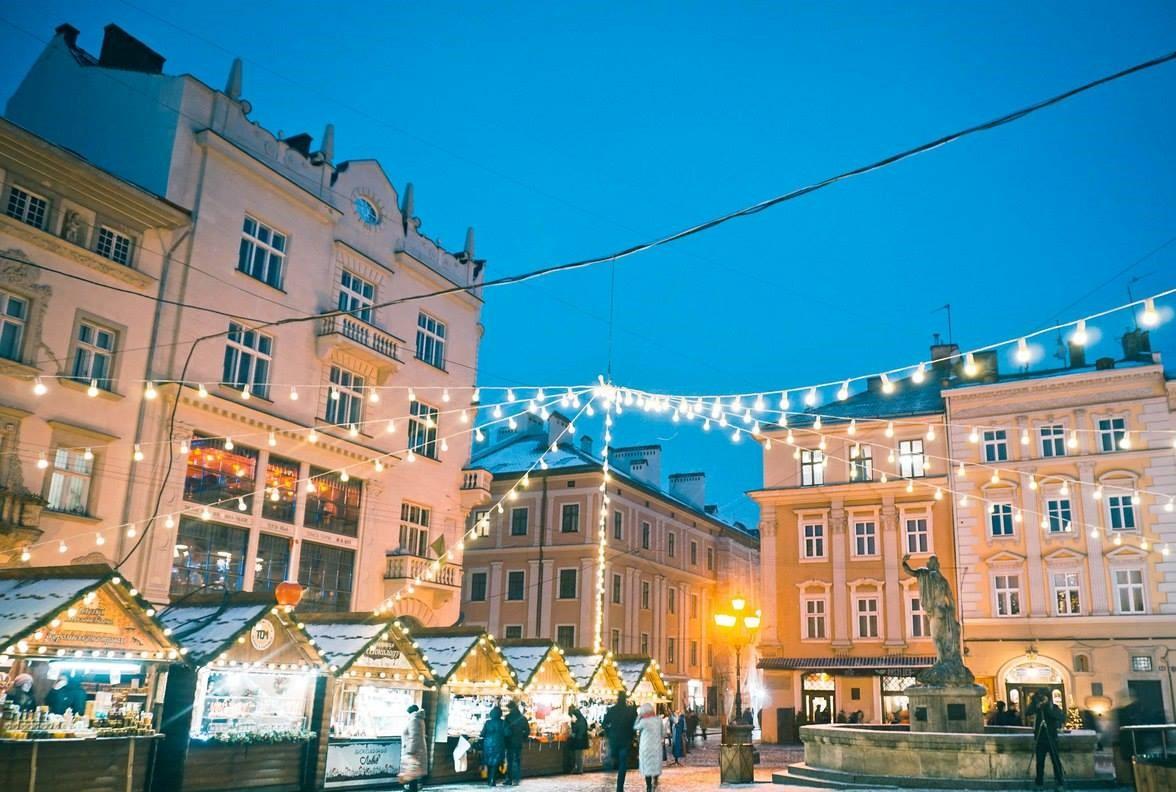 Зимовий відпочинок у Львові 2019-2020: куди піти та що подивитись - Едем Готель