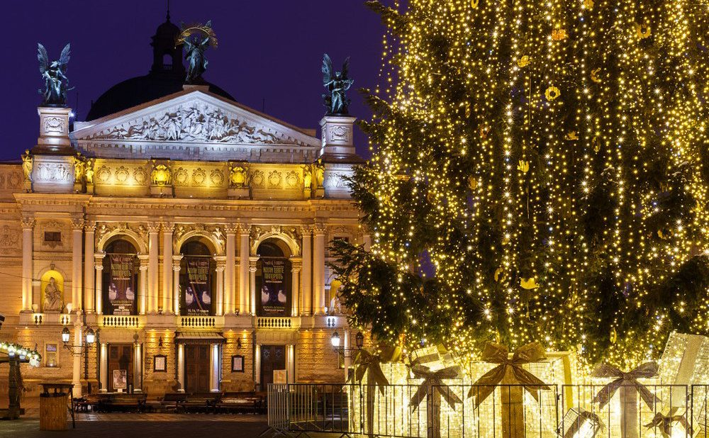 Christmas 2020.Christmas In 2020 In Lviv What You Can See And Where To