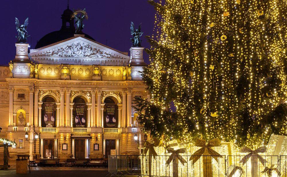1 Weihnachten.Weihnachten In Lwiw 2019 Was Zu Sehen Ist Und Wo Zu Bleiben едем готель
