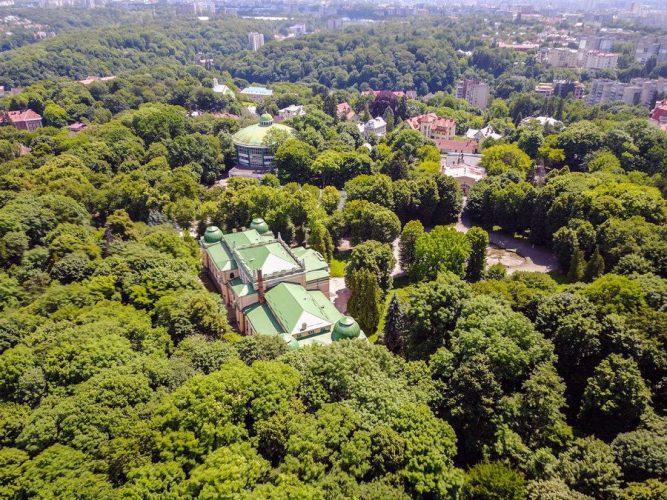 фото Стрийський парк у Львові