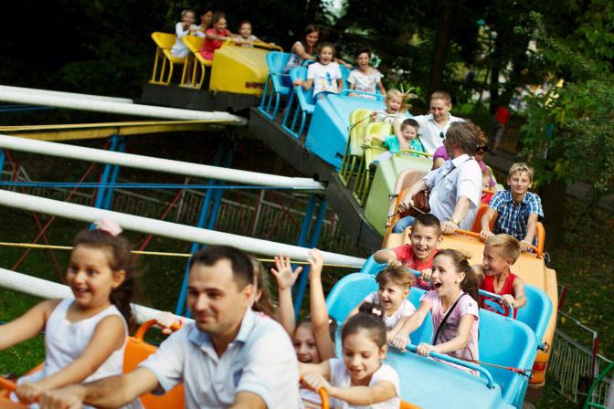 фото парк культури Львів
