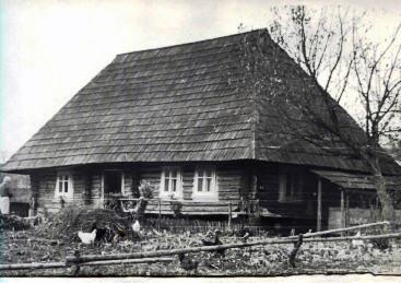 фото Садиба з буковини в Шевченківському Гаю у Львові