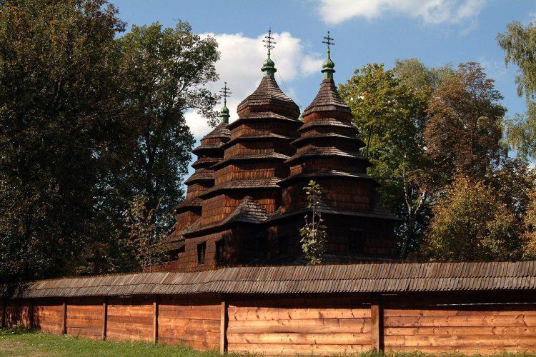 фото Церква святого Миколая (Львівський регіон)